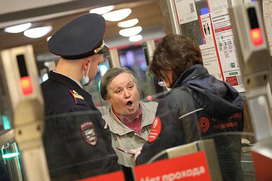 Москва безоговорочно лидирует по жесткости карантинных мер
