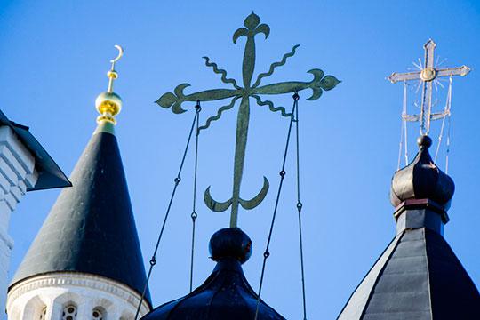 «Часто приходится слышать фразу «Русь православная». Возможно, Киевская Русь и была исключительно православной, но вот современная Российская Федерация является многосоставным поликонфессиональным государством»