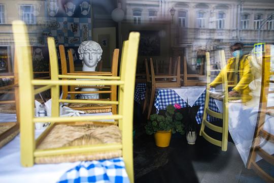 «Для нас самая главная мера поддержки, которая нам нужна, это разрешение открыть хотя бы летние кафе»