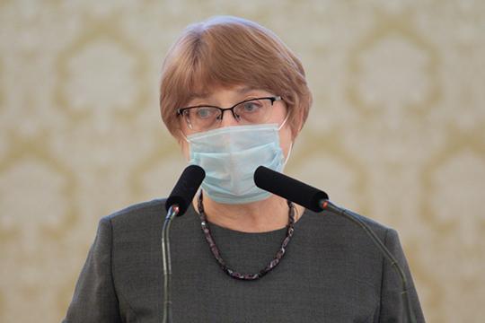Ирина Дябилкина:«Дебаты позеленым зонам прошли, работаем попринятому генплану»