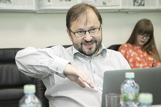 Михаил Виноградов:«Самый оптимистичный исамый страшный сценарий заключается втом, что принципиально ничего неизменится»