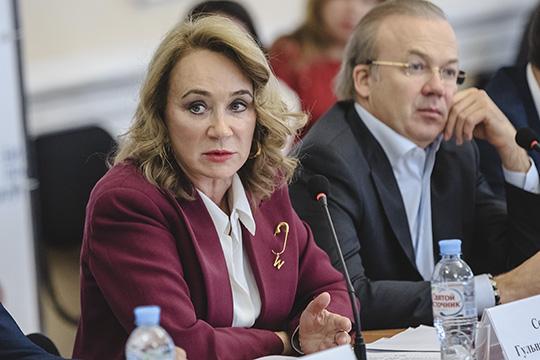 Гульнара Сергеева:«Когда яработала вагентстве, унас как раз была такая система: избирали одного человека врайоне изчисла предпринимателей. Засчет этого мывсегда имели обратную реакцию»