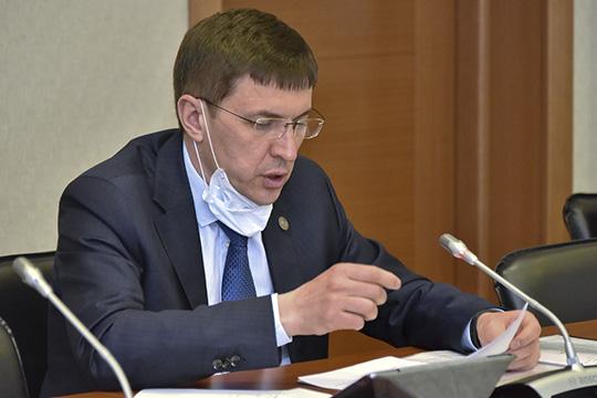 Аудитор Счетной палаты РТАльберт Валеевдал заключение отом, что бюджет, вцелом, исполнен вполне успешно, заисключением некоторых «но»