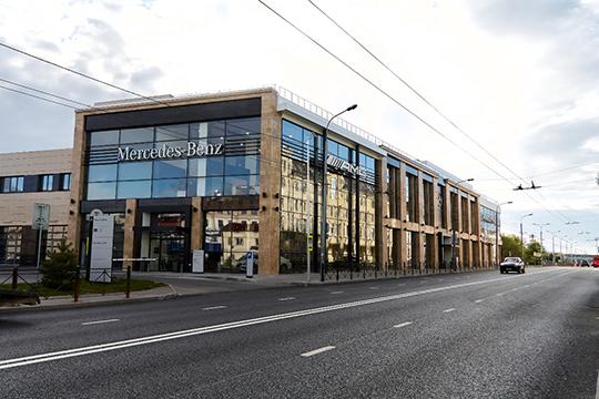 «Казань впервые обогнала Москву»: «КАН АВТО» признан лучшим дилером Mercedes-Benz вРоссии