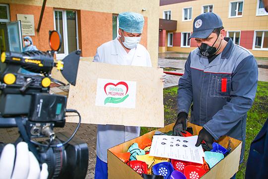 3D-мейкеры в борьбе с COVID-19: в Татарстане печатают на принтере респираторы и экраны