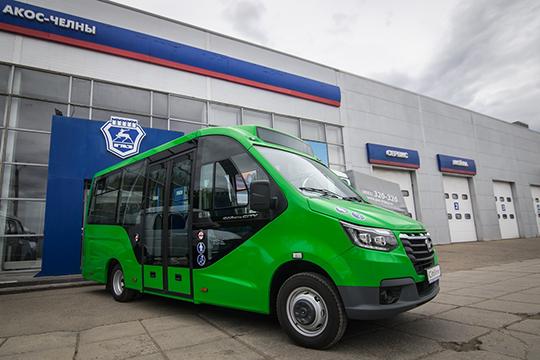 «Еще один плюс нового автобуса— возможность подключения кGPS системе. Пассажиры через свои гаджеты смогут отслеживать, через сколько приедет ихавтобус»