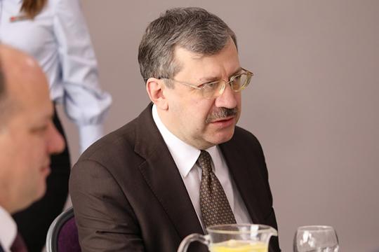 Андрей Цариковский: «Эти была большая работа без выходных, доклады правительству уходили семь дней в неделю»
