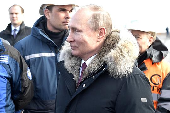 Канал «Кремлевский саентолог» опубликовал любопытный пост с интригующим заголовком «Зачем Путин контактирует с алтайскими шаманами?»