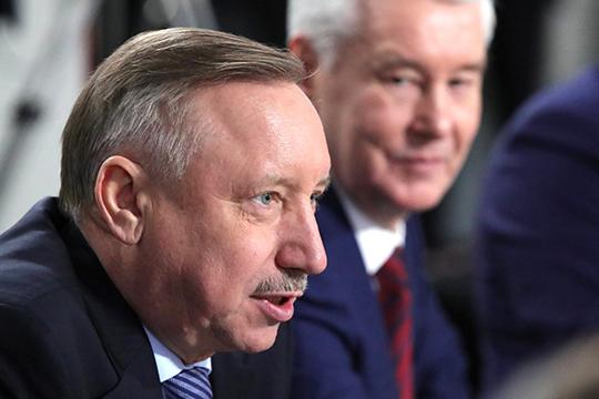 Губернатор Санкт-Петербурга Александр Беглов анонсировал назначение двух новых своих заместителей