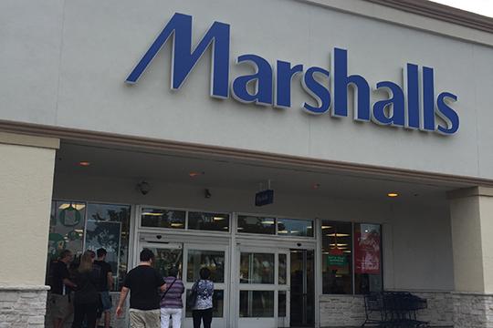 «Известная в Америке сеть аутлетов Marshalls и TJ Maxx начинает возвращать к работе магазины в некоторых городах. В основном это на юго-востоке и северо-западе США»