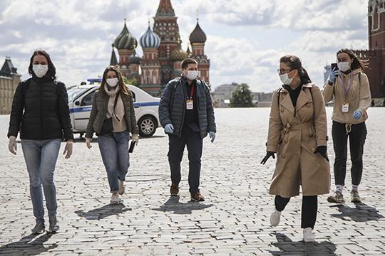 Сергей Собянин: «Мы считаем, что необходимо продолжать проведение строгих мер по санитарной изоляции, масочному режиму, продолжать выдачу электронных пропусков»