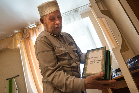 «Рассказываю в книгах о выдающихся татарских богословах, имамах мечетей, с которыми мне пришлось общаться»