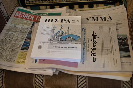 «Валиулла хазрат пришел к Исхаку Лутфуллину в медресе, нашел меня и предложил издавать газету «Иман»
