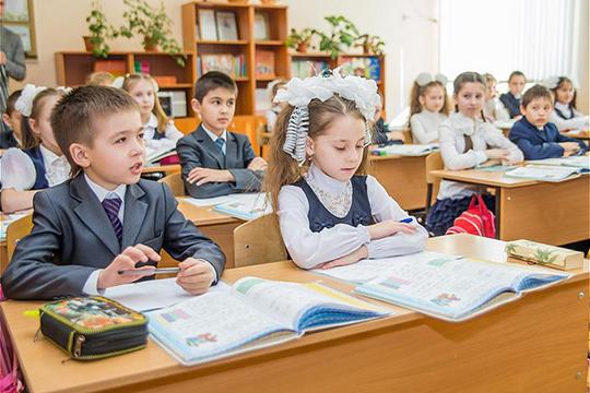 «Когда моей дочери Ляйсян исполнилось 7 лет, пришла пора отдавать ее в школу. Хотелось, чтобы это было учебное заведение с преподаванием предметов на татарском языке»