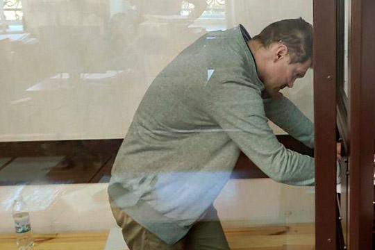За минувший год за решеткой оказалось два представителя юридической элиты — Элик Абдрашитов (на фото) и Рустем Садыков, чей приговор, правда, в итоге отменили