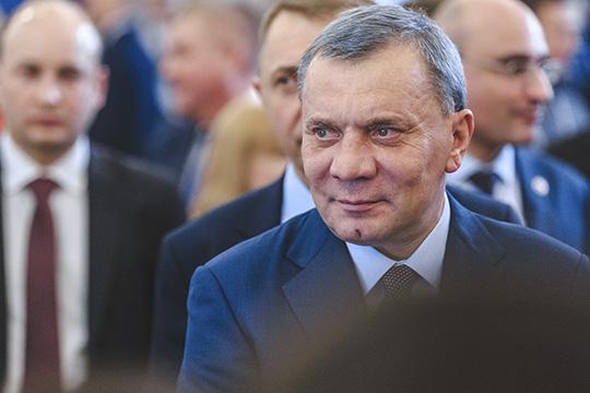 Вице-премьер РФЮрий Борисоводобрил пакет мер постимулированию нефтехимического производства, предполагающий разработку соответствующего законопроекта