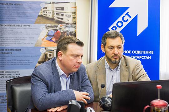 Олег Коробченко: «Альмир Михеев — порядочный, хороший человек, я давно его знаю. Думаю, мы с ним сможем совместно поработать и его ждет большое будущее»