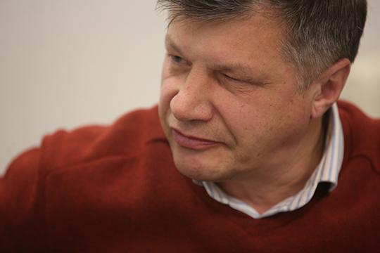 Марсель Шамсутдинов:«Про Михеева плохого еще ничего не сказали, хорошего явно не скажут. Но, слава Богу, плохого не успели сказать, поэтому он такой новенький»