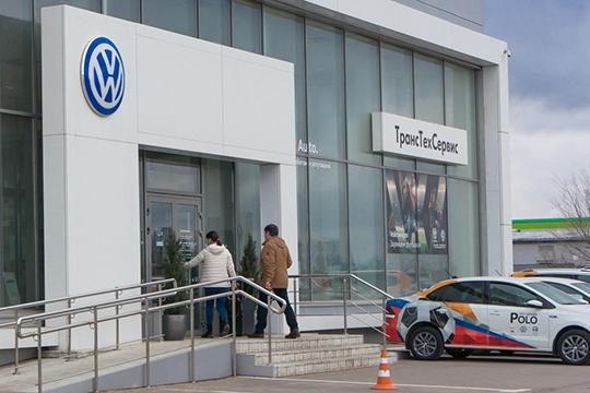 Volkswagen ускорился в Татарстане на 200 регистраций, или на четверть до 1015 авто. По России продажи народного немецкого бренда увеличились на 8% до 23,8 тыс. авто