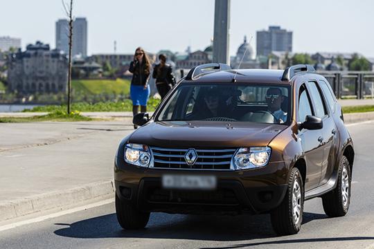Renault установил новый абсолютный рекорд, почти на 400 регистраций превышающий показатель первого квартала 2013-го