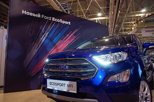 Самое большое абсолютное снижение в Татарстане продемонстрировал еще один «американец», Ford: минус 98% или 204 единицы до всего лишь 5 проданных авто