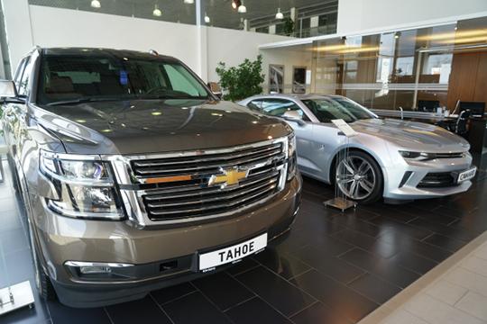 Схожие с Lada абсолютные потери понес в Татарстане бренд Chevrolet: минус 74 единиц или 29,5%. Продажи упали до антирекорда — всего лишь 177 регистраций за квартал