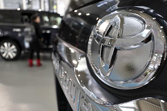 Замыкает первую пятерку производителей, показавших в РТ сильнейший прирост продаж в январе–марте, японская Toyota: плюс 44% до 830 авто — это вам не шутки