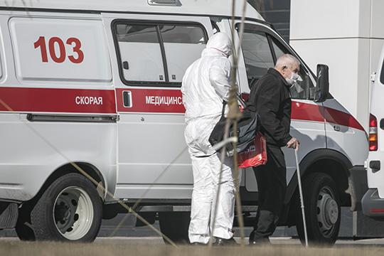 Формально худшая ситуация в республике в Апастовском районе — здесь на каждого человека, у которого нашли коронавирус, приходится только 320 здоровых