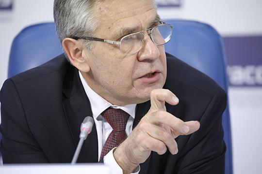Александр Сергеев:«Побольшому счету мыдолжны вбудущем иметь гораздо более серьезный задел, чтобы как можно точнее ибыстрее отвечать натакие вызовы…»