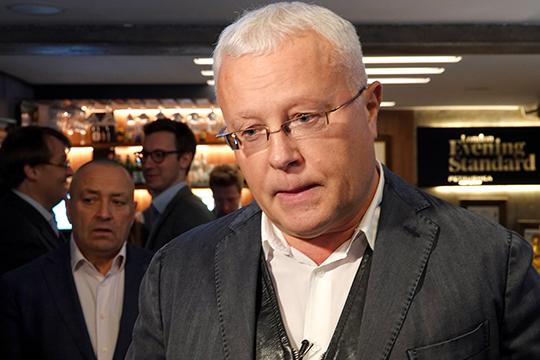 Александр Лебедев:«Это безвыходная ситуация для всех в одинаковой степени. Поэтому я бы, честно говоря, не особо критиковал российские власти»