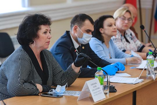 Мария Горшунова: «Пандемию никто не переживал, и когда возникла проблема ОКВЭД, многие пострадали. Но предприятие может доказать свою реальную деятельность, если ему это позволят»