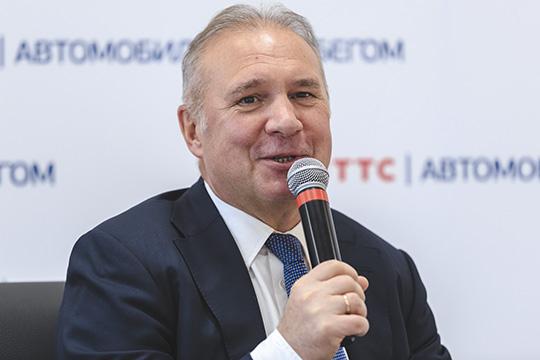 Вячеслав Зубарев:«Если тынезря тратишь время, топредприятие становится более конкурентоспособным иготовит базу для момента, когда экономика пойдет наподъем. Именно вэто время тыможешь расти быстрее других»