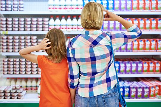 Докризиса более 50% объема молочной продукции продавалось исключительно поакциям. Асегодня этот объем возрастет ивтак называемом социальном сегменте