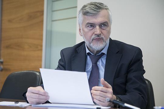 АндрейКлепач:«Нужны нетолько деньги… Кризис вомногом обнажил структурные проблемы, которые были уже давно»