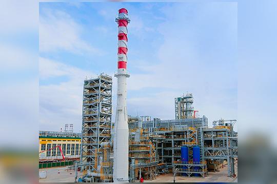 Вкомпании «Татнефть» было принято решение рассмотреть перспективность выпуска современного судового топлива напроизводственных мощностях «ТАНЕКО»
