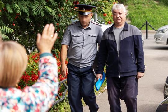 После долгого перерыва возобновился допрос свидетелей по уголовному делу в отношении экс-бенефициара Татфондбанка Роберта Мусина. Однако возобновился в закрытом режиме