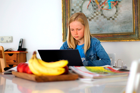 «Первый вывод, который мы сделали из этой ситуации — нужно делать труд цивилизованным, разделять письменный труд и труд за компьютером, разделять, как задавать домашнее задание»