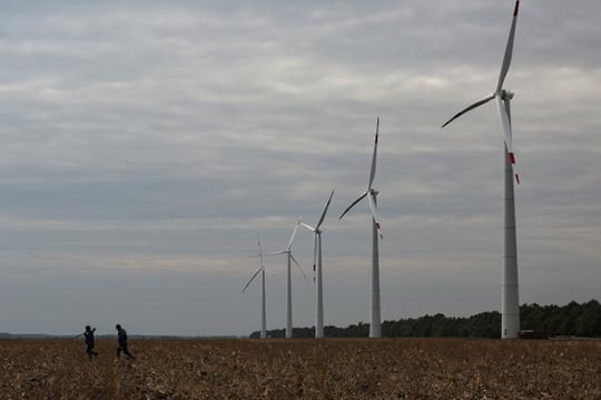 «Российского производства ветряки — это капля в море потребностей новой энергетики северо-западной Европы»