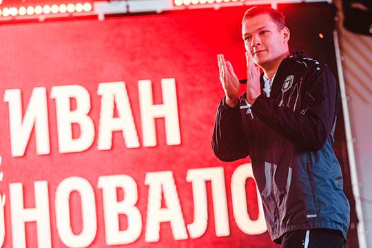 Иван Коновалов: «Впервые такое, что без футбола даже хотябы водворе»