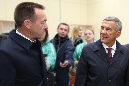 Буквально на следующий день после того, как стало известно об отставке Бикмурзина, президент РТ Рустам Минниханов призвал найти применение его опыту в Татарстане