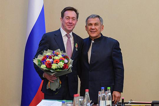 Экс-гендиректор ПАО «Нижнекамскнефтехим» Азат Бикмурзин приступил к работе в «Татнефти»в качестве директора нефтегазохимического комплекса