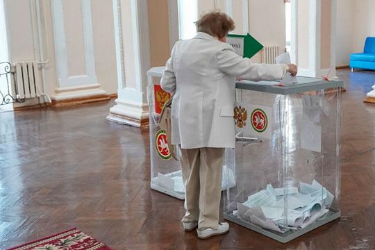 Памфилова также напомнила, что с 3 июля в стране начнется проведение ЕГЭ, а избирательные участки, как правило, расположены в школах