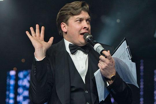 Михаил Волконадский — известный казанский продюсер, шоумэн, организатор мероприятий