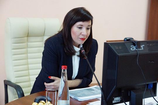 """Алсу Набиева:«Втезнания инавыки, которые мыдаем сегодня нашим студентам, мыуже """"вшиваем"""" компетенции, связанные сэлектронной торговлей»"""
