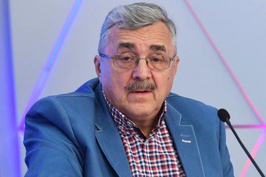 Владимир Жарихин: «Может быть, у них выше иммунитет? Что называется, дети степей»