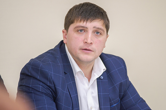 Радмир Беляев: «Сейчас они ведут проектирование, строительство планируют начать в этом году. Компания мировой лидер по производству коммерческого холода. У компании серьезные намерения»