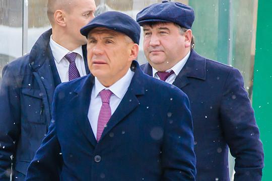 «Отобоих получено согласие»: «спарринг-партнером» Минниханова выбран Ленар Сафин