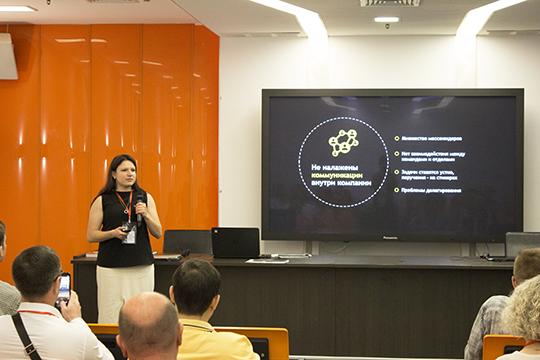 Юлия Лунина:«Мыникогда негонимся заколичеством, для нас самое главное— качество изакрытие потребностей клиента»