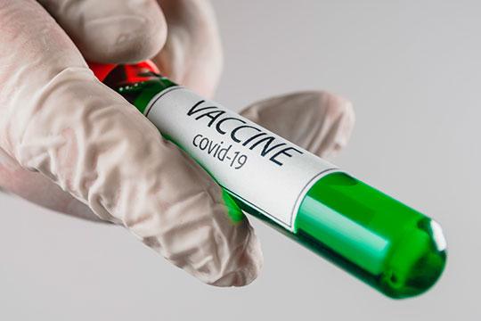 «Считаю, что вакцина как придет, обязательно нужно вакцинировать, конечно же, группы риска — это 65+, хронические, медицинские работники»