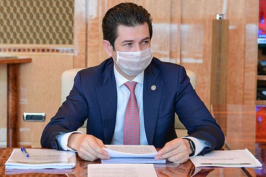 Фарид Абдулганиев: «Сейчас самое главное, чтобы открытие торговых объектов в сельских районах республики не привело к ухудшению санитарно-эпидемической ситуации